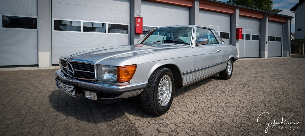 Mercedes Benz 450 SLC